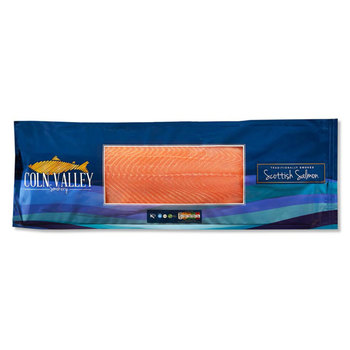 Coln Valley Smoked Scottish Salmon, 1kg Banquet Pack (Serves 10-20 people)