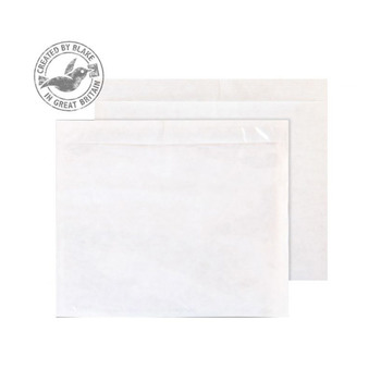Blake Purley Packaging C6 Plain Document Enclosed Wallet - Pack of 2000