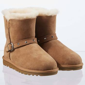 Kirkland Signature Kids Shearling Buckle Boots in 3 Sizes