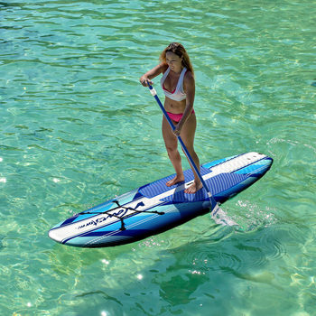 "Wavestorm™ 9ft 6"" Stand Up Paddleboard With Paddle"