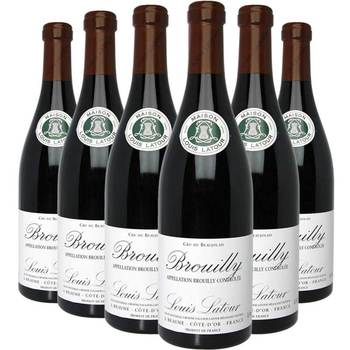 Louis Latour Brouilly 2017, 6 x 75cl