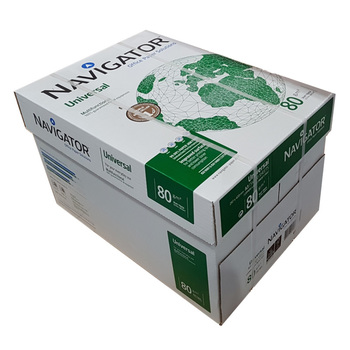 Navigator Universal A3 80gsm White Box of Paper - 2500 sheets