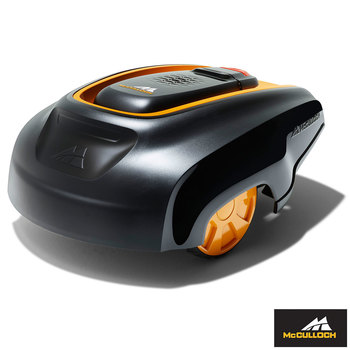 "McCulloch 6.69"" (17cm) Robotic Lawn Mower - Model ROB RM600"