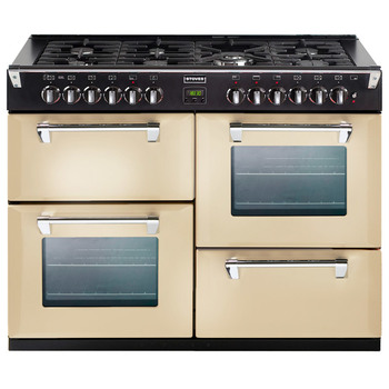 Stoves Richmond 1100DFT Dual Fuel Range Cooker 183 Litre in Champagne