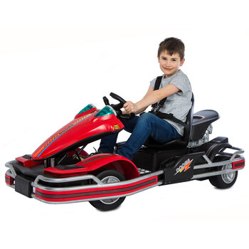 Grand Prix 12V Children's Go Kart (4+ Years)