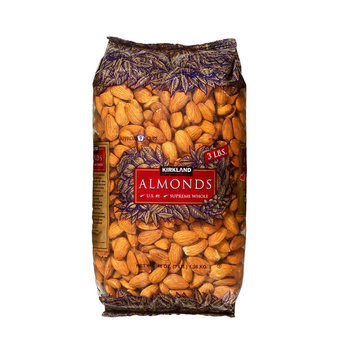 Kirkland Signature Whole Almonds, 1.36kg