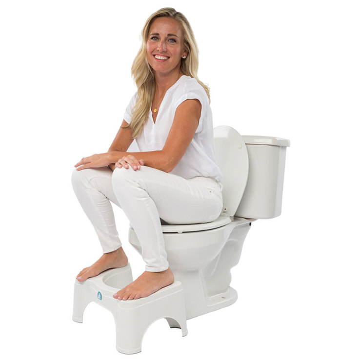 Squatty Potty 2 0 18 8cm 7 Quot Toilet Stool 2 Pack