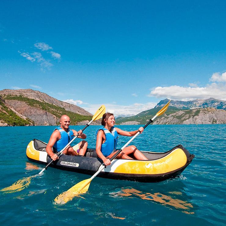 2 Person Kayak Costco >> Sevylor Colorado Kit 2 Person Inflatable Kayak | Costco UK