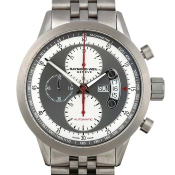 Raymond Weil Gents Freelancer Chronograph Watch 7745-TI-05659