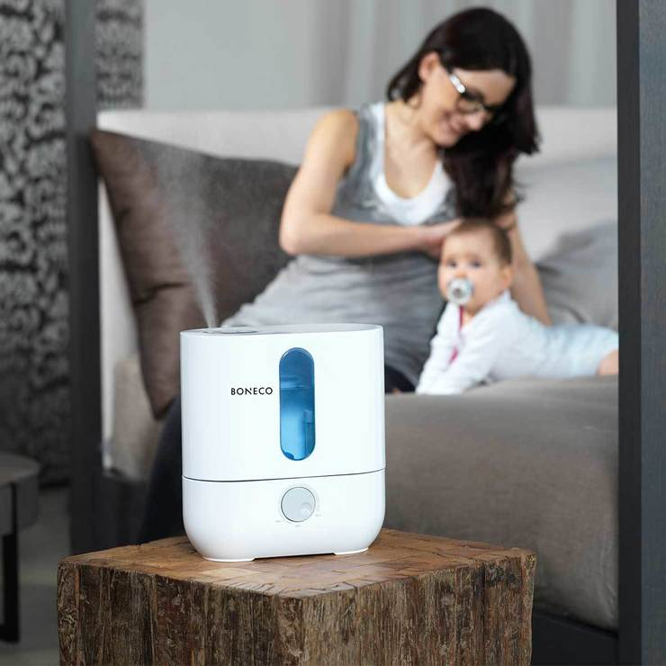 Boneco Ultrasonic Humidifier U200, 50m² | Costco UK