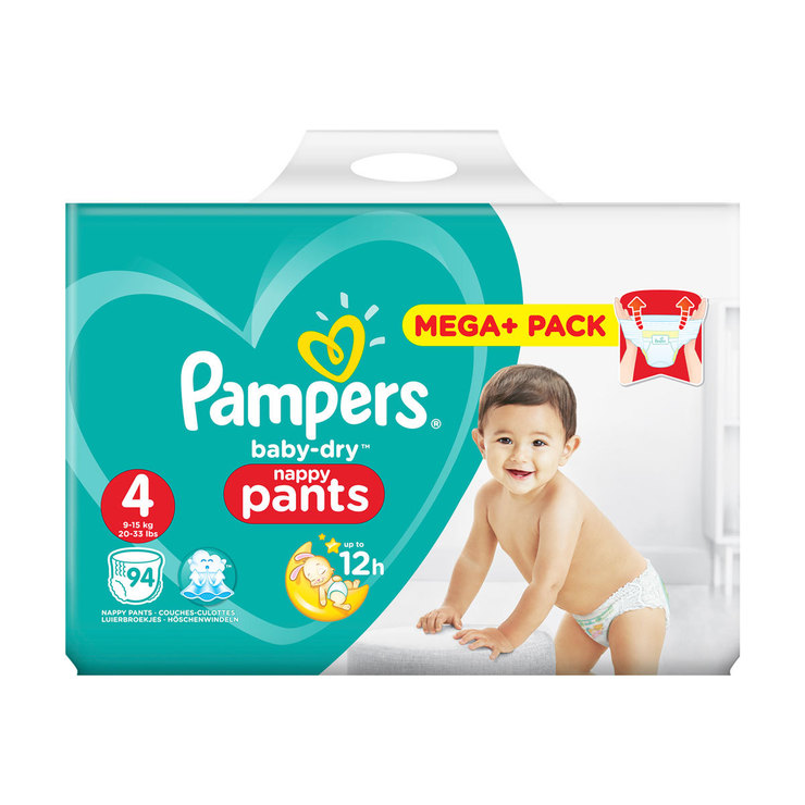 pampers baby dry reviews 2019