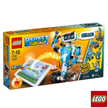 LEGO BOOST Creative Toolbox - Model 17101 (7-12 Years)