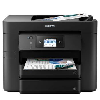 Epson WF-4730DTWF WorkForce Pro Four-in-One Inkjet Printer