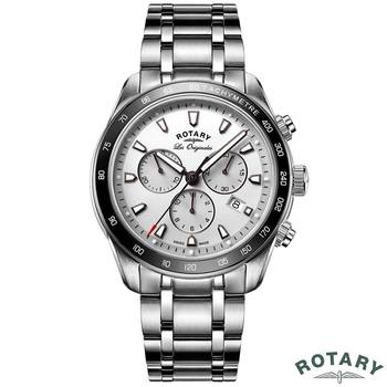 Rotary Legacy Chronograph Gents Swiss Watch GB90169/02