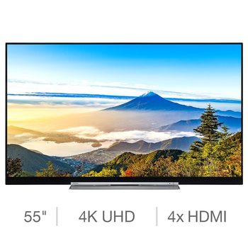 Toshiba 55U7763DB 55 Inch 4K Ultra HD Smart TV