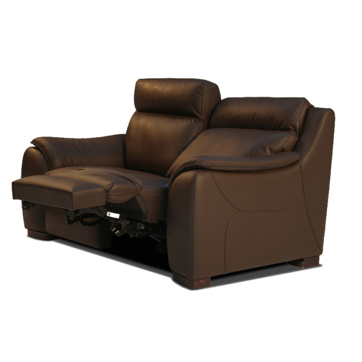 Leather Power Reclining Sofa At Costco: Calia Italia Serena 2 Seater Power Recliner Brown Italian