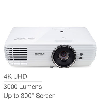 Acer 4K HDR UHD DLP Projector H7850