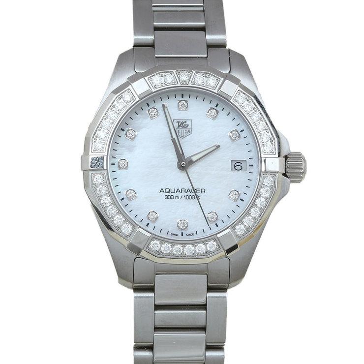 0bd552a4210 Tag Heuer Aquaracer Ladies Watch WAY1314.BA0915