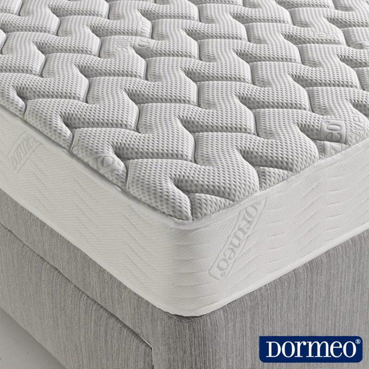 dormeo memory silver plus mattress king costco uk. Black Bedroom Furniture Sets. Home Design Ideas