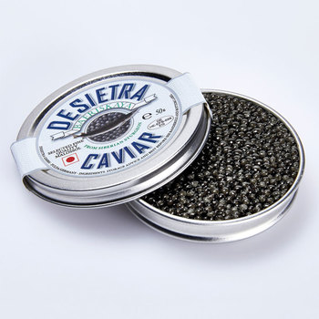 Desietra Acipenser Baeri Caviar from Siberian Sturgeon, 50g (Serves 2-3 people)
