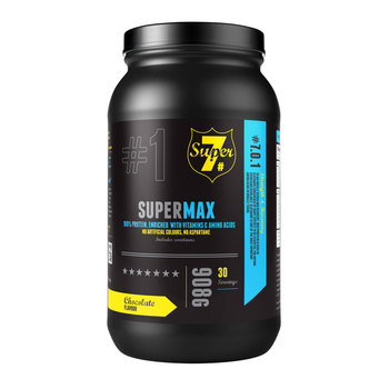 Super7 Super Max Protein Blend Chocolate Flavour, 908g (30 Servings)