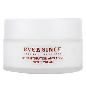 Ever Since Deep Hydration Anti-Ageing Night Cream, 50ml