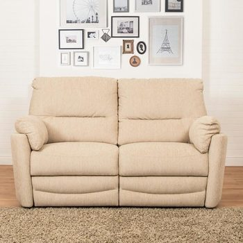 Buoyant Minster 3 Seater Fabric Power Recliner Sofa