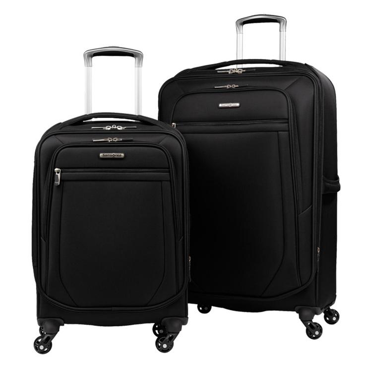 7da7bbfc6fce0 Samsonite Ultralite 2.0. 2 - Piece Luggage Set in Black