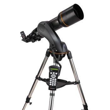 Celestron NexStar 102 SLT Refractor Telescope with Fully Automated Hand Control