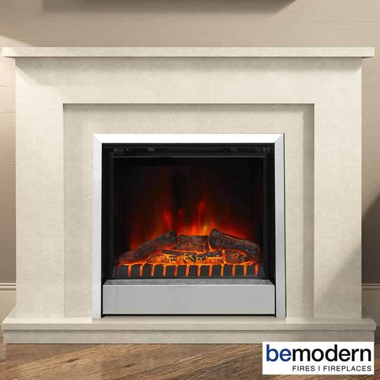 Fantastic Be Modern Newgale Electric Fireplace Suite Manila Micro Marble Surround Costco Uk Interior Design Ideas Tzicisoteloinfo