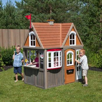 Cedar Summit Greystone Cottage Playhouse (2-10 Years)