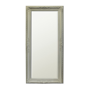 "Gallery Buckingham Mirror 66"" x 33"" in 2 Colours"