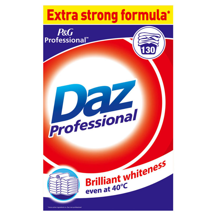 Daz Washing Powder 130 Wash Costco Uk