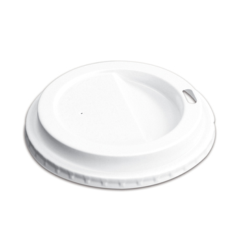 Cafe Express 12oz White Sip Lids, 1000 Pack