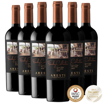 Aresti Family Collection Assemblage 2012, 6 x 75cl