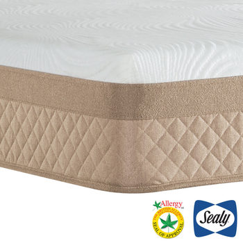 Sealy Posturepedic Geltex Ortho Mattress in 4 Sizes