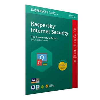 Kaspersky Internet Security 2018 10 Devices, 1 Year