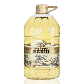 Filippo Berio Mild & Light Olive Oil, 5L