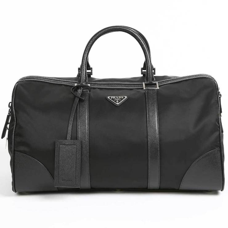 e82d42eacf1a Prada Men s Weekender Travel Bag