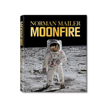 Norman Mailer Moonfire Book, Taschen
