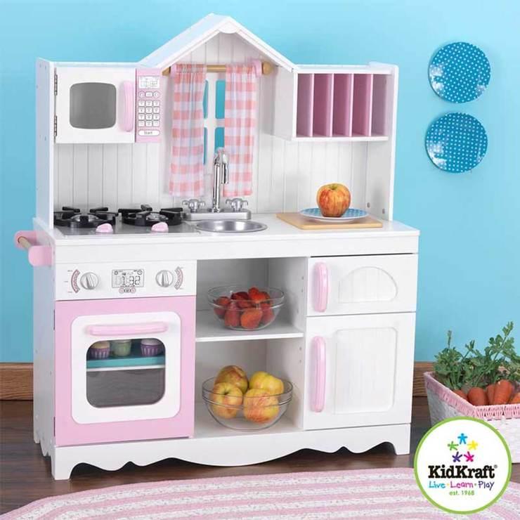 Exceptionnel KidKraft Modern Country Kitchen (3+ Years)