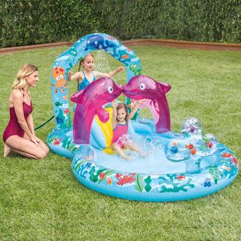 Intex Dolphin Playcentre Lounge Pool (3+ Years)