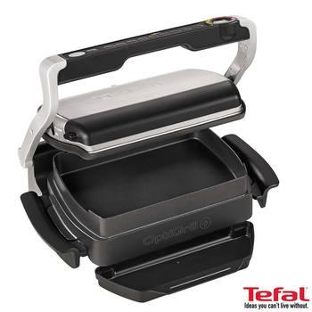 Tefal Optigrill+ GC715D40 with Snack Tray XA722870