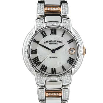 Raymond Weil Ladies Jasmine Watch with 1.32ctw Diamonds  2935-S53-01970