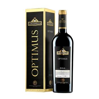 Lagunilla Optimus Rioja 2012, 75cl with Gift Box