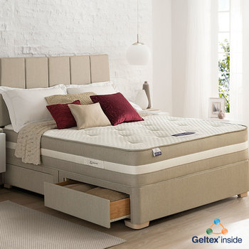 Silentnight Geltex 1350 Divan in 4 Sizes