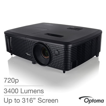 Optoma H114 3D HD Ready Projector