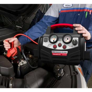 PowerStation PSX1004CE Portable Jump Starter and Tyre Inflator