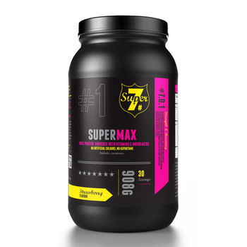 Super7 Super Max Protein Blend Strawberry Flavour, 908g (30 Servings)