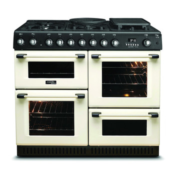 Cannon by Hotpoint CH10755GFS Gas Range Cooker in Cream